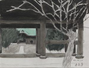 Gare, Kencho-Ji, Kamakura (C)