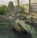 門前に軒をつらねた宿坊、柳津温泉。