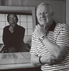 【トーク・イベント】斎藤清と交流を重ねたトールマン氏が自ら語る「ザ・トールマン コレクション」。